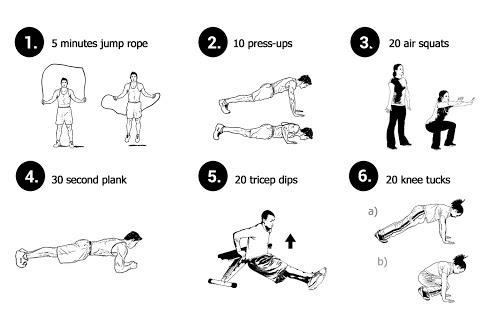 schedule training on beginner 5k treadmill